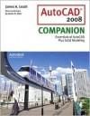 Auto Cad 2008 Companion (Mc Graw Hill Graphics) - James A. Leach, James H. Dyer