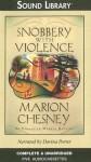 Snobbery with Violence: An Edwardian Murder Mystery - Marion Chesney, Davina Porter
