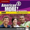 American More! Six-Level Edition Level 6 Class Audio CD - Herbert Puchta, Jeff Stranks, Günter Gerngross
