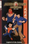 Jackie Chan Adventures, Volume 2: Legend of the Zodiac - John Rogers