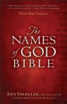 Names of God Bible (with direct verse lookup), The - Ann Spangler