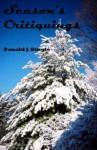 Season's Critiquings - Donald J. Bingle