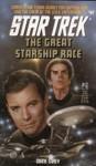 The Great Starship Race (Star Trek, #67) - Diane Carey