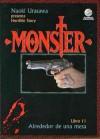 Monster, Libro 11: Alrededor de una mesa - Naoki Urasawa, Naoki Urasawa