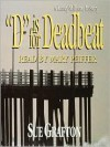 D Is for Deadbeat (Audio) - Mary Peiffer, Sue Grafton