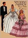 Wedding Fashion Paper Dolls - Tom Tierney