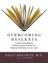 Overcoming Dyslexia - Sally E. Shaywitz