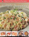 Simple Suppers. General Editor, Gina Steer - Gina Steer
