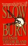 Slow Burn - Eleanor Taylor Bland