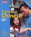 Cantonese Chinese Travel Pack - Berlitz Guides, Berlitz Guides