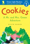 Cookies: A Mr. and Mrs. Green Adventure - Keith Baker
