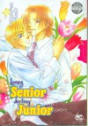 Honey Senior, Darling Junior Volume 1 - Chifumi Ochi, JTK
