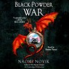 Black Powder War - Naomi Novik, Simon Vance