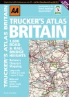 Trucker's Atlas Britain - A.A. Publishing, A.A. Publishing