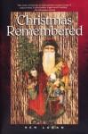 Christmas Remembered - Ben Logan