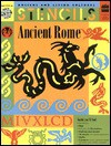 Ancient Rome Stencils (Ancient and Living Cultures Series) - Karen Alexander, Mira Bartok, Christine Ronan