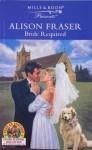 Bride Required - Alison Fraser