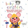 What Does Violet See? Raindrops and Puddles (Baby Einstein) - Julie Aigner-Clark, Nadeem Zaidi