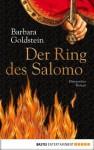 Der Ring des Salomo: Historischer Roman (German Edition) - Barbara Goldstein
