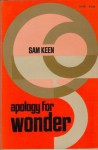 Apology for Wonder - Sam Keen
