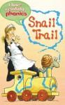 Snail Trail - Sally Grindley
