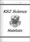 Ks2 National Curriculum Science: Habitats: Unit 4b (National Curriculum Science) - Angela Billington, Richard Parsons