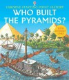 Who Built The Pyramids? - Phil Roxbee Cox