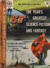 The Year's Greatest Science-Fiction and Fantasy: 2nd Annual Volume - Judith Merril