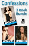 Confessions - 3 Book Bundle - from Xcite Books (Xcite Book Bundles) - Miranda Forbes