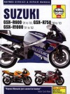 Suzuki GSX-R600 (01-03), GSC-R750 (00-03) and GSX-R1000 (01-02) Service and Repair Manual - Phil Mather, John H Haynes