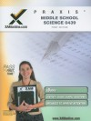 PRAXIS Middle School Science 0439 Teacher Certification Test Prep Study Guide - Sharon Wynne