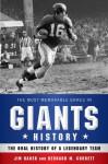 The Most Memorable Games in Giants History - Bernard M. Corbett, Jim Baker