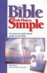 The Bible Made Plain & Simple - Mark Water, Karen J. Donnelly