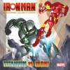 Titanium Vs. Iron! (Marvel: Iron Man) - Frank Berrios, Michael Borkowski
