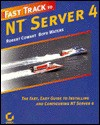 Fast Track To Nt Server 4 - Robert Cowart, Robert Coward