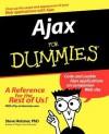 Ajax For Dummies - Steven Holzner