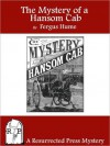 The Mystery of a Hansom Cab - Fergus Hume