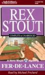 Fer-de-Lance (Audio) - Rex Stout