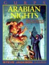 GURPS Arabian Nights: Magic and Mystery in the Land of the Djinn - Phil Masters