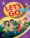 Let's Go 6 Student Book with Audio CD: Language Level: Beginning to High Intermediate. Interest Level: Grades K-6. Approx. Reading Level: K-4 - Ritsuko Nakata, Karen Frazier, Barbara Hoskins