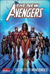 The New Avengers 2. Secrets et mensonges (New Avengers Deluxe #2) - Brian Michael Bendis, Steve McNiven, David Finch, Frank Cho