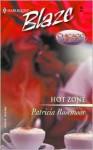 Hot Zone (Chicago Heat) - Patricia Rosemoor