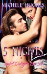 5 Nights: Sinful Delights Boxed Set - Michelle Hughes