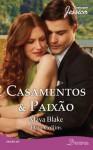 Casamentos & Paixão - Harlequin Jessica Ed.215 (Portuguese Edition) - Maya Blake, Dani Collins