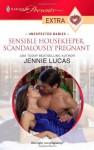 Sensible Housekeeper, Scandalously Pregnant (Modern Romance) - Jennie Lucas