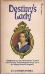 Destiny's Lady - Maureen Peters