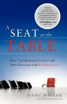 A Seat at the Table - Marc Miller