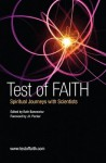 Test of Faith: Spiritual Journeys with Scientists - Ruth Bancewicz, J.I. Packer