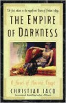 The Empire of Darkness (Queen of Freedom Trilogy #1) - Christian Jacq, Sue Dyson