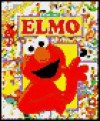 Sesame Street Little Look and Find Elmo - Catherine McCafferty, Brooke Zimmerman, Art Mawhinney